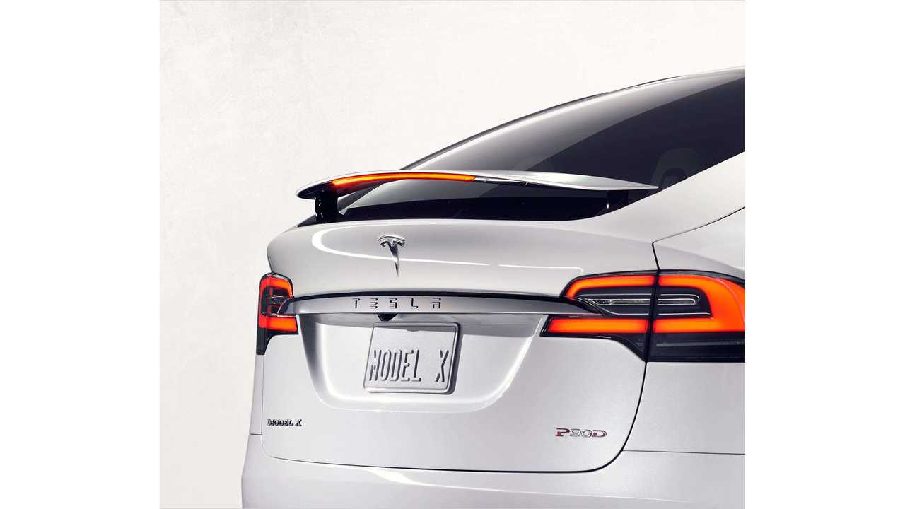 Tesla Recalls Model X For Rear Seat Safety Issues