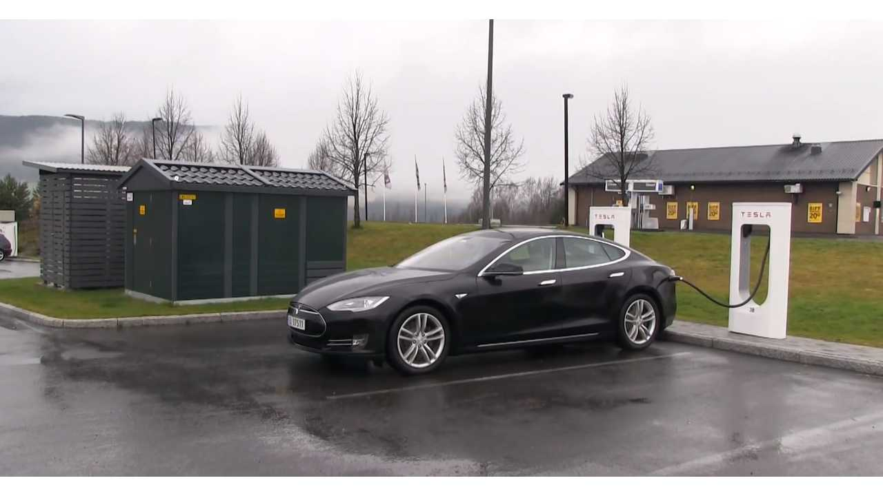 Stolen Tesla Recovered By App And A Short Bicycle Ride