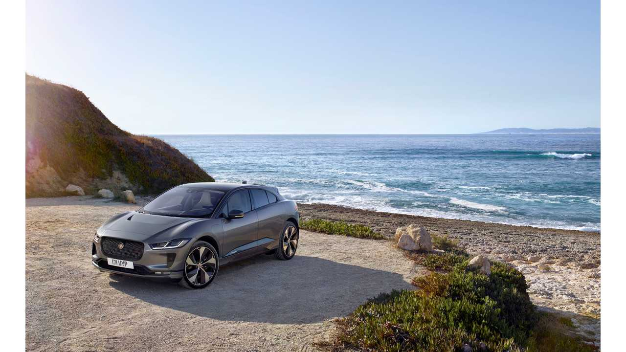 Wallpaper Wednesday: Jaguar I-Pace - Our Top 25 Images