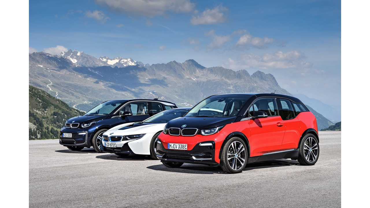 BMW Sold Record 11,710 Plug-In Electric Cars In November