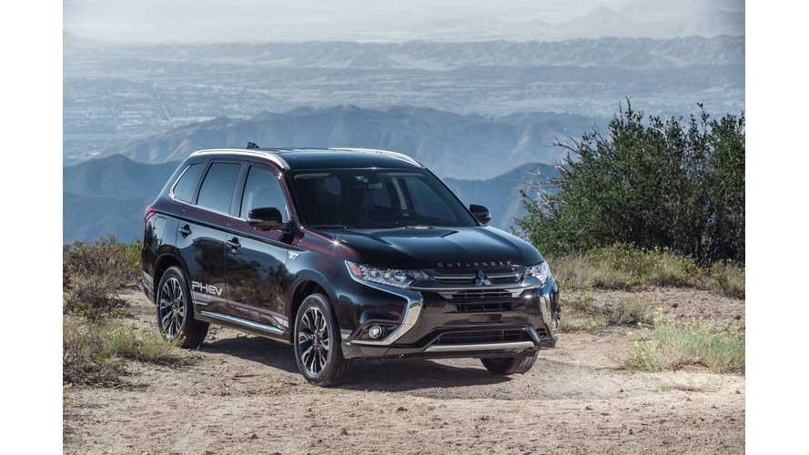 Alex On Autos Reviews 2018 Mitsubishi Outlander PHEV