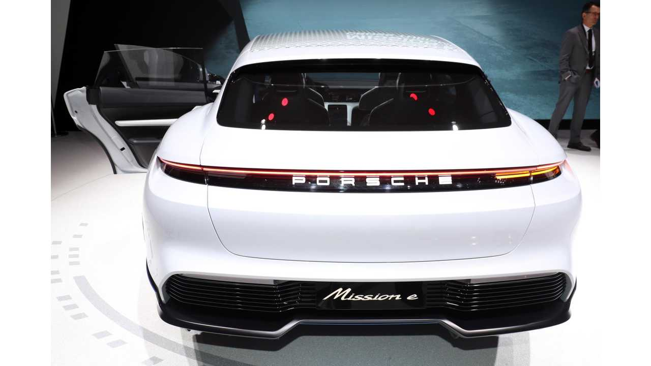 Production Of Porsche Cross Turismo Reportedly Confirmed For 2021