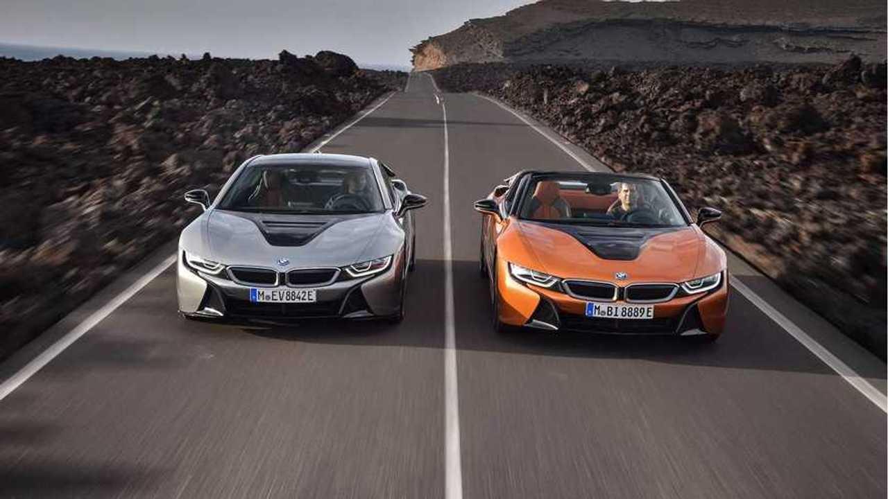 BMW Targets 150,000 Plug-In Electric Car Sales In 2018