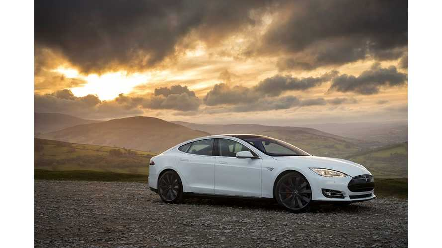 Tesla Model S Road Trips Fully Charged - Video
