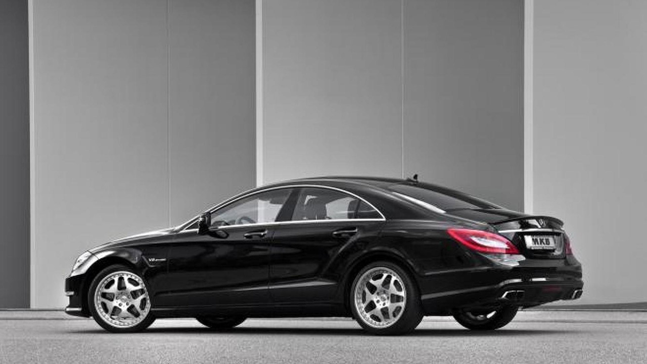 Mercedes-Benz CLS 63 AMG by MKB 2 of 4 | Motor1 com Photos