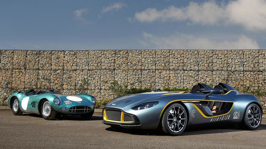 A Ferrari után az Aston Martin is piacra dobhat egy speedstert
