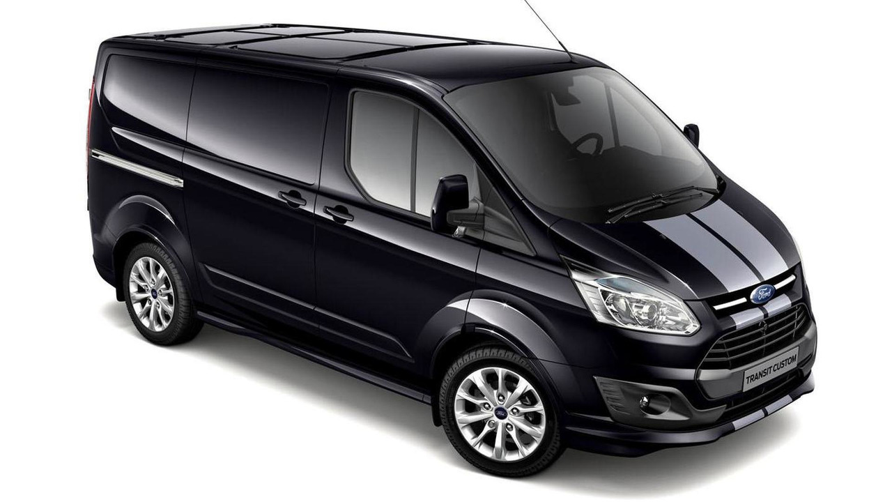 2013 Ford Transit Custom Sports 05.12.2012