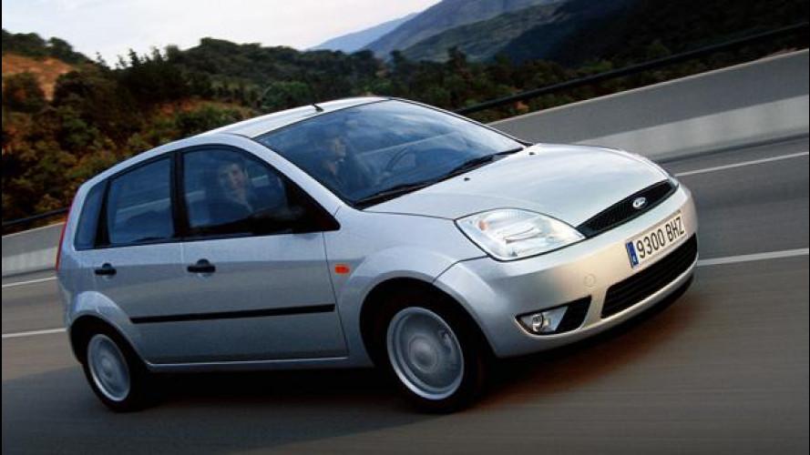 Ford Fiesta: un successo anche nell'usato