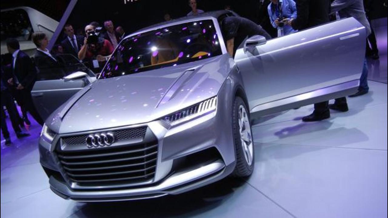 [Copertina] - Audi crosslane coupè, la Q2 è vicina
