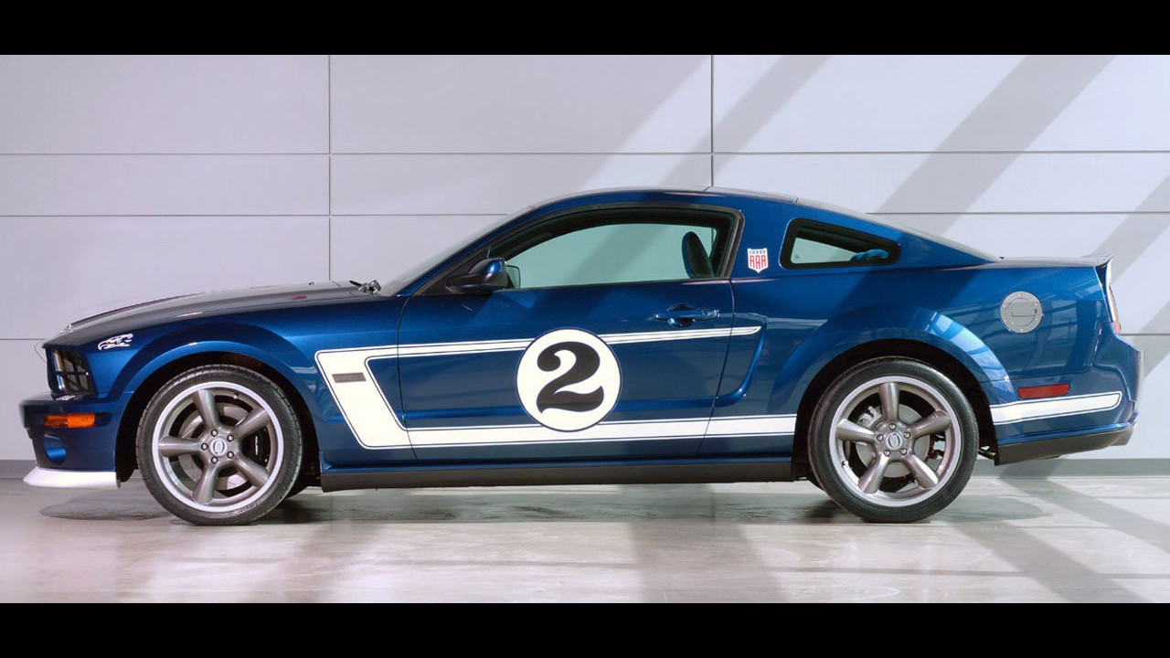 Mustang Saleen Gurney Signature Edition