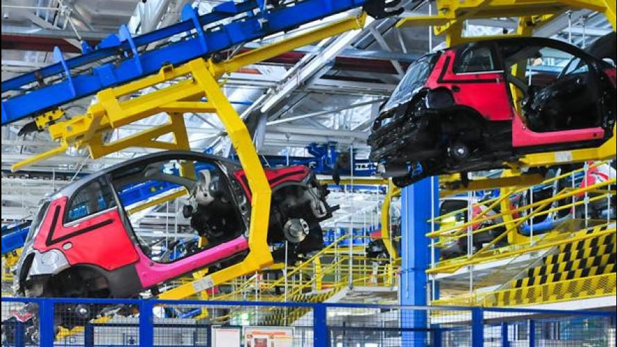 Fiat: 10 mln di auto prodotte in Polonia
