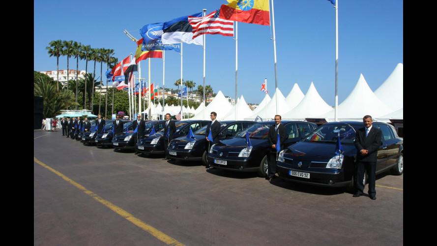 Renault torna al Festival di Cannes
