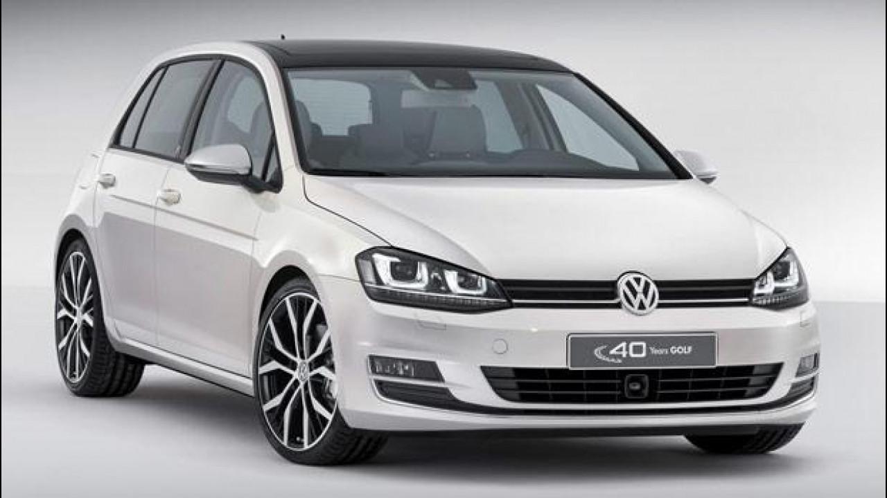 [Copertina] - Volkswagen Golf Edition, altro che concept
