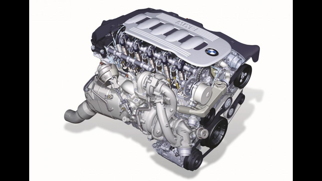 Nuovi motori diesel per BMW Serie 3