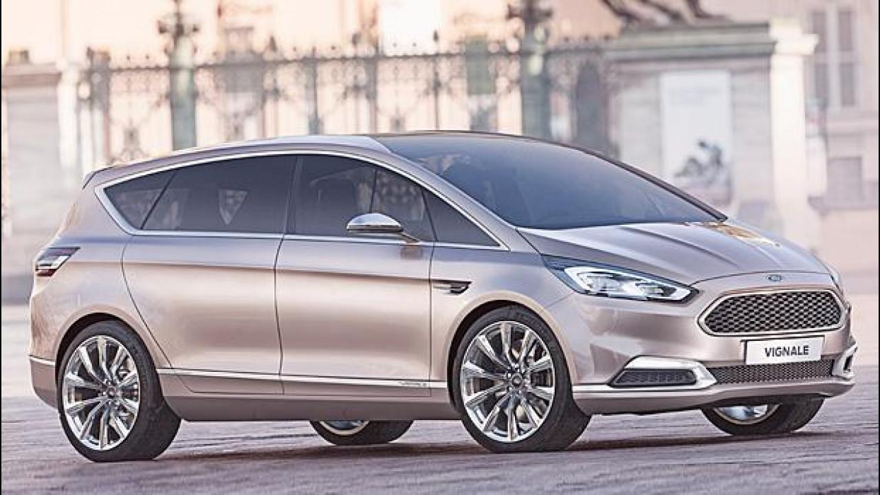 [Copertina] - Ford S-MAX Vignale Concept, il nuovo lusso