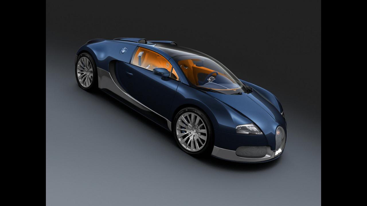 Bugatti Veyron Grand Sport Dubai Motor Show 2011