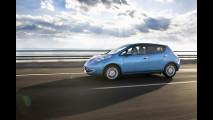 Nissan firma in Danimarca per ricaricare la Leaf