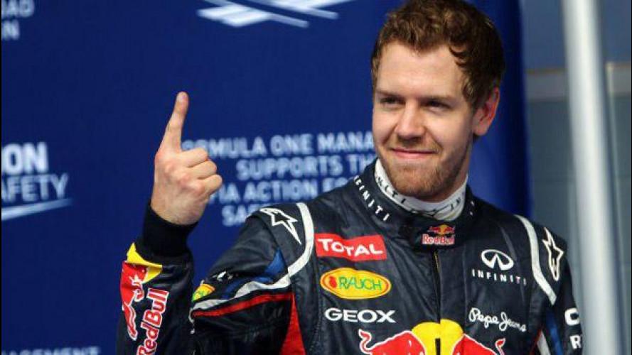 """Vettel: """"Ho pianto dopo il traguardo, però la radio non funzionava..."""""""