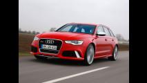 Nuova Audi RS 6 Avant