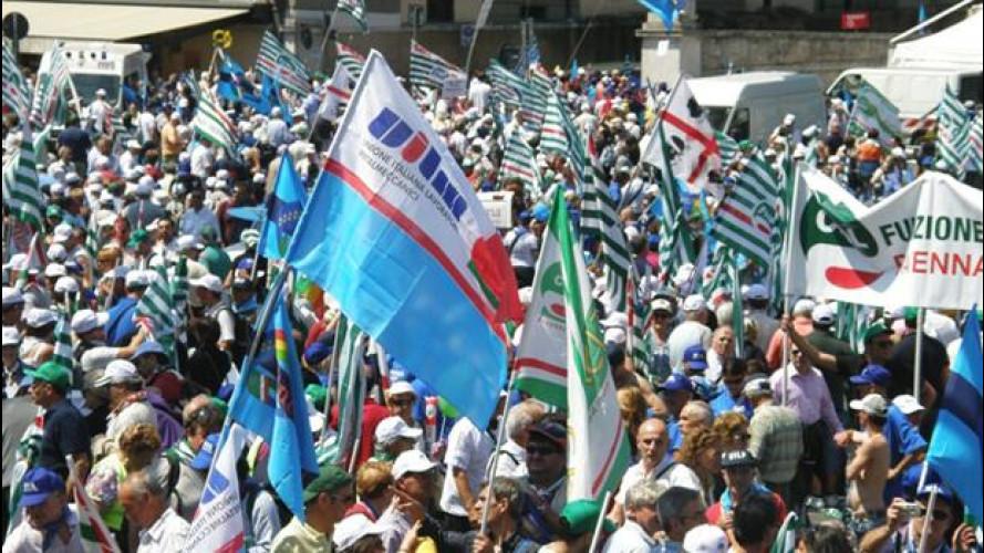 Stop a Fabbrica Italia, i sindacati chiedono a Marchionne un incontro urgente