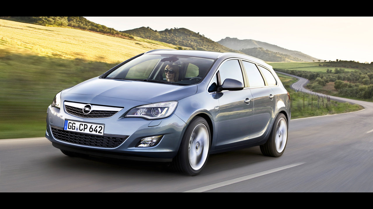 Opel Astra Sports Tour