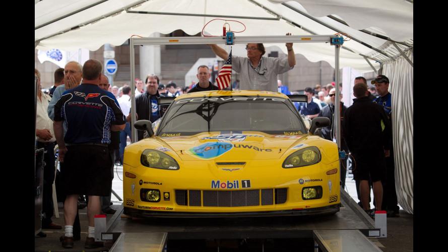 24 Ore di Le Mans: Corvette festeggia 50 anni