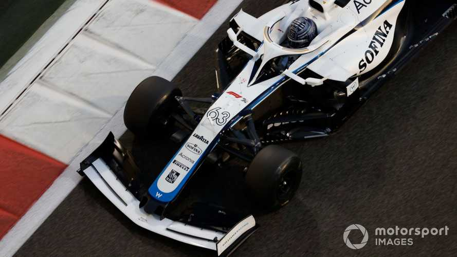 Russell suggesting Williams changes after Mercedes F1 experience