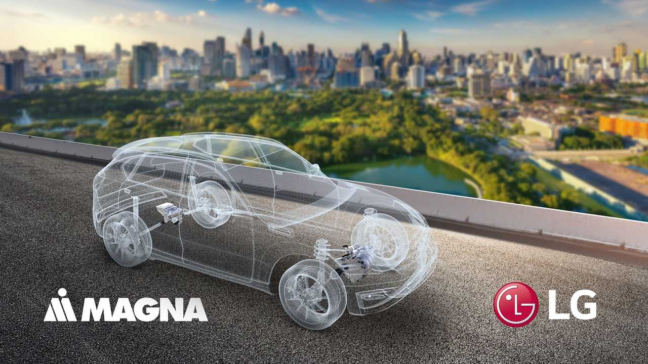 LG and Magna Enter Joint Venture Agreement to Expand in Powertrain Electrification Market