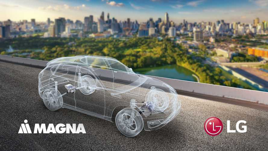 LG Electronics And Magna Announce e-Powertrain Joint Venture