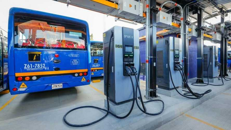 Tecnologia acelera a transição energética do transporte público