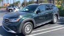 Volkswagen Atlas Basecamp Spy Shots