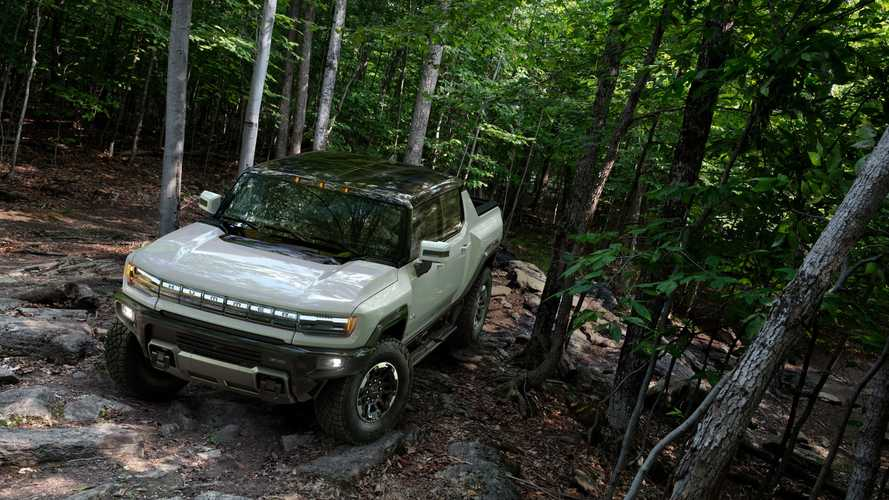 Hummer распродал все электропикапы на год вперед за первый час