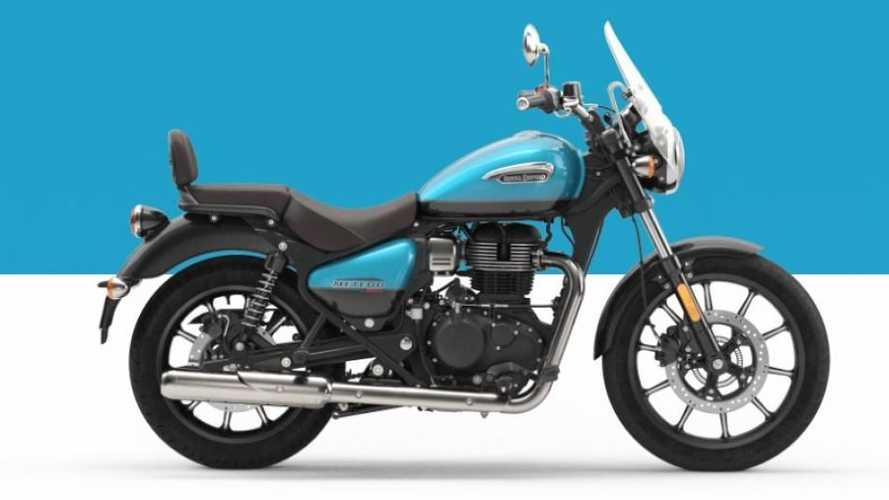 Royal Enfield Meteor 350 Expected To Hit Europe Very Soon