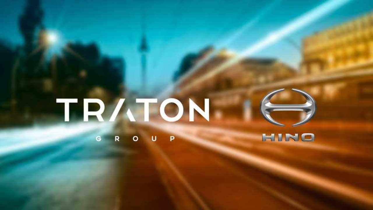 Hino and Traton strategic partnership