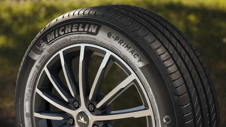 Michelin e.Primacy, un neumático sostenible y duradero