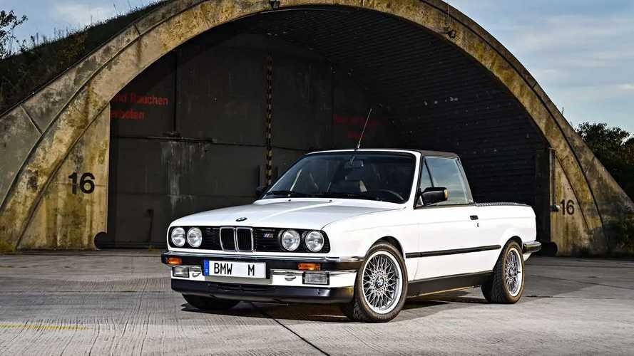 Пикап BMW M3 (1986)