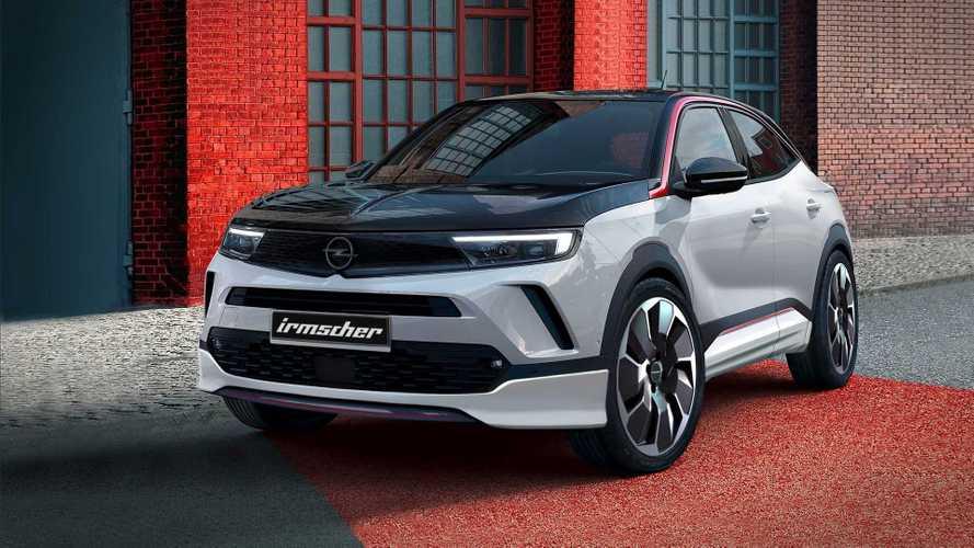 Irmscher Opel Mokka (2021) mit wuchtigen Karosserieteilen