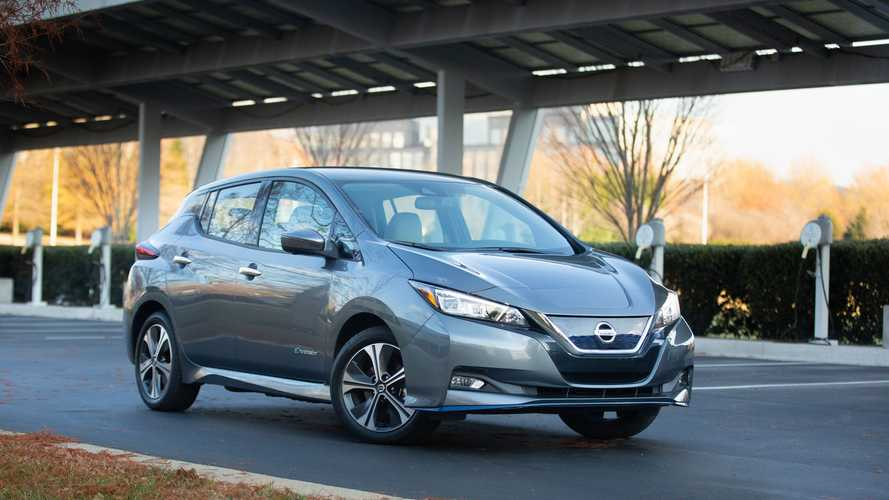 US: Nissan LEAF Sales Were Decent In Q4, But 2020 Was Its Worst Year Ever