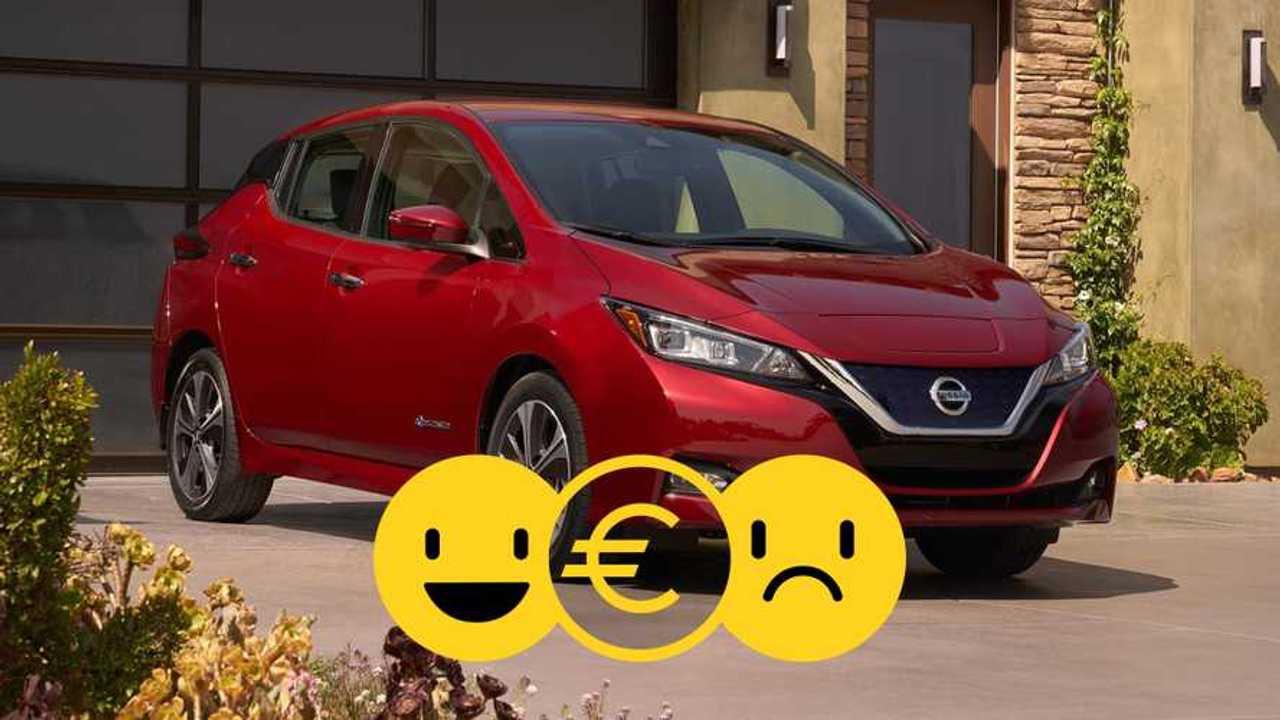 Promozione Nissan Leaf dicembre