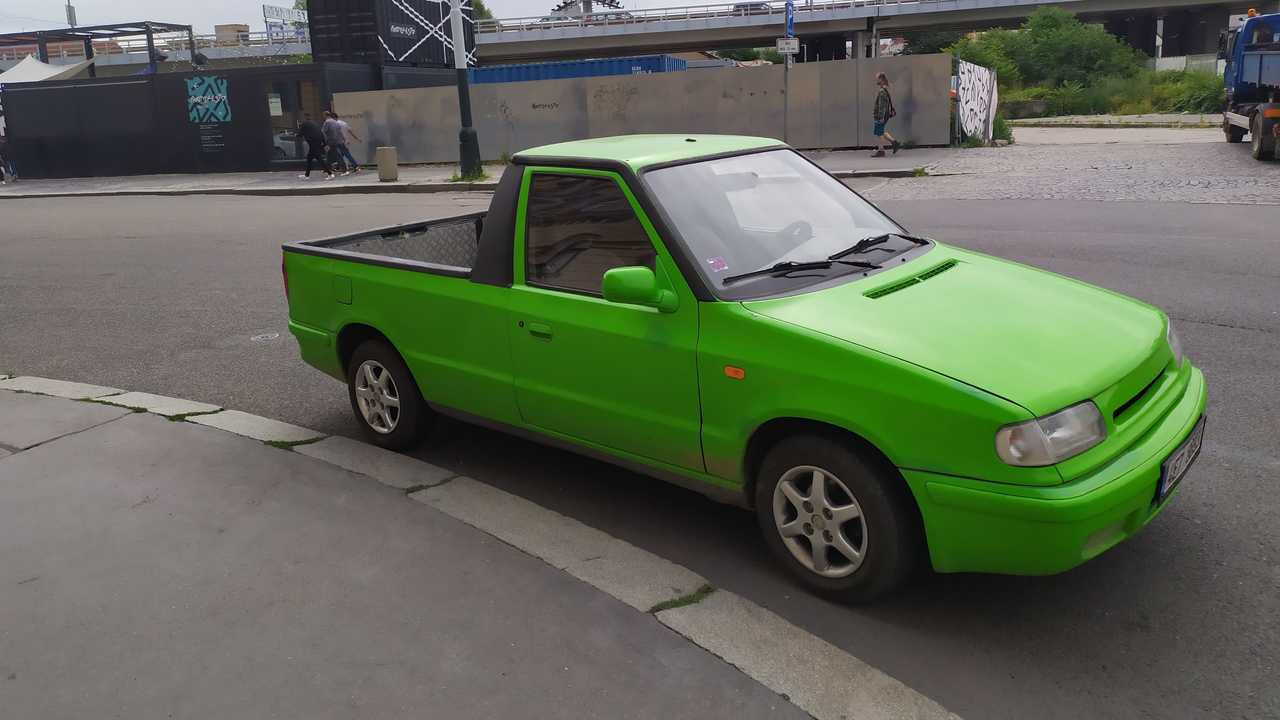 Skoda Felicia Pickup