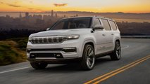 2022 Jeep Grand Wagoneer Concept