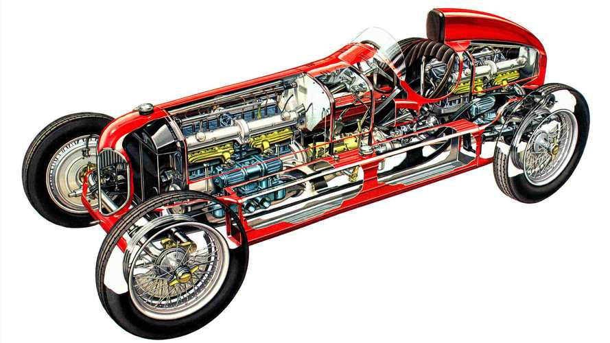 5 coches con dos motores