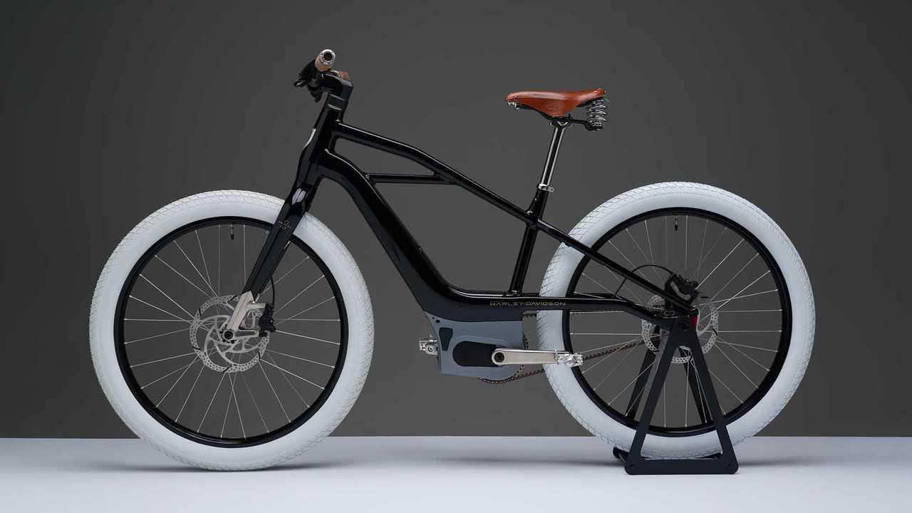 Serial 1 E-bike Harley-Davidson