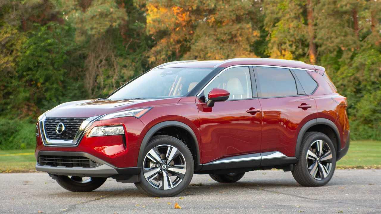 Nissan X-Trail 2021 - Primeiras impressões