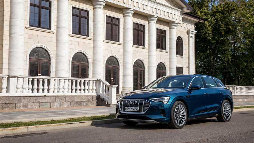 Он неправильный и этим привлекает: наш тест Audi e-tron