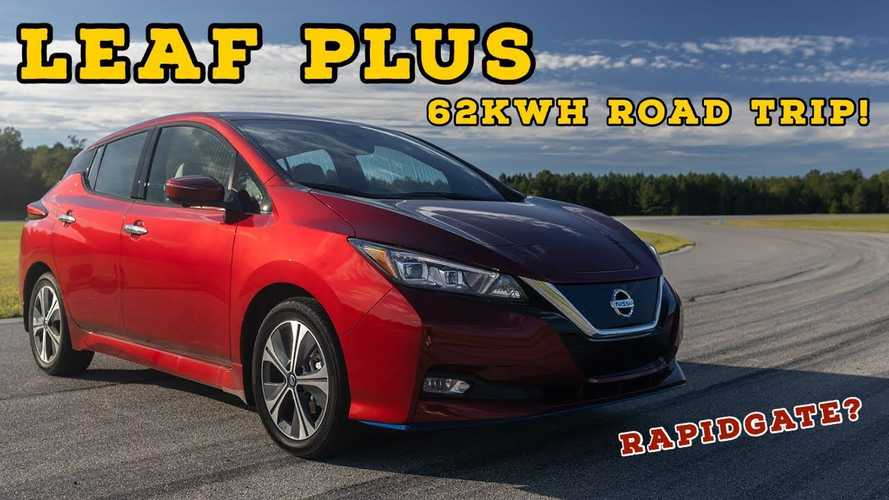 Tesla Owner's Experience Road-Tripping With A Nissan LEAF Plus