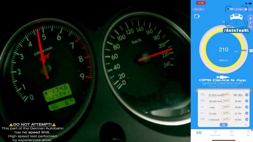 Watch how a tuned Subaru Forester STI from the 2000s performs today