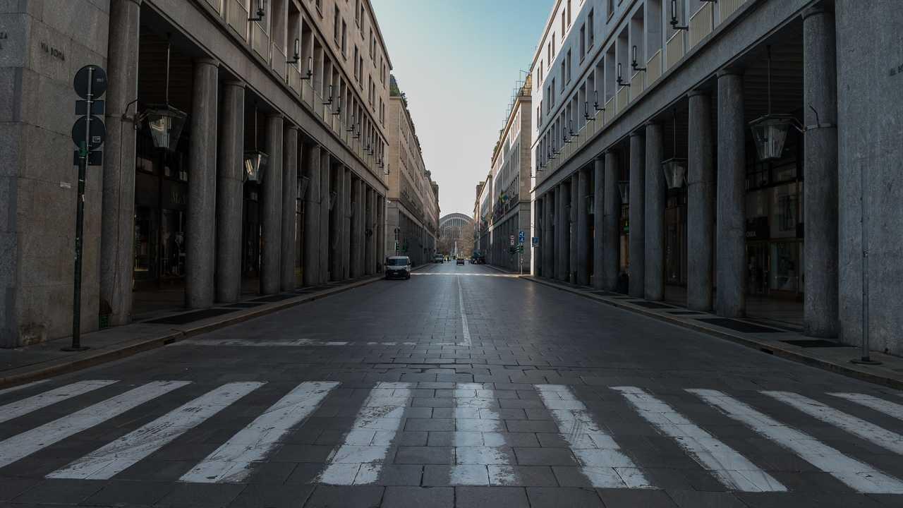 Meno pedoni vittime della strada nel 2020