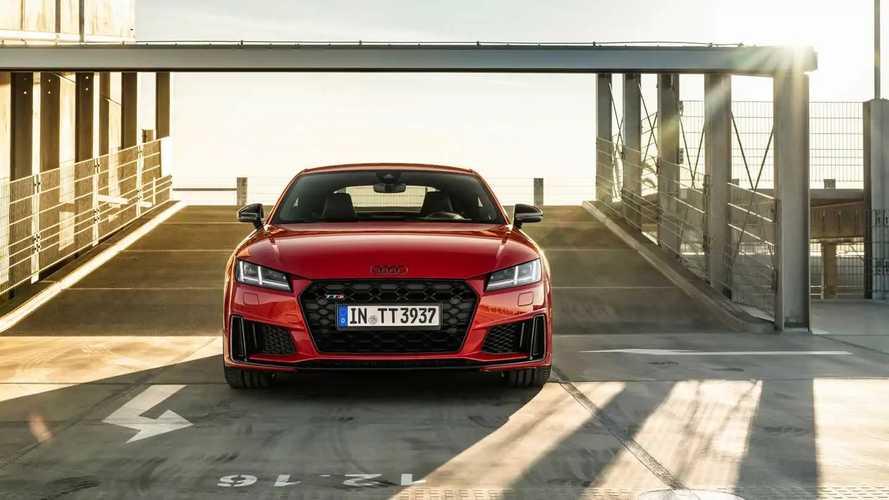 2021 Audi TTS Competition Plus