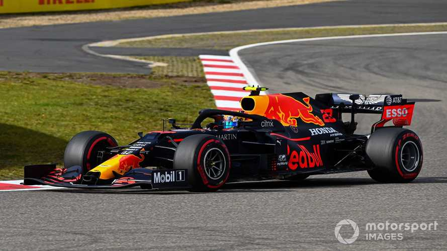 Red Bull's first choice is to take over Honda's F1 project